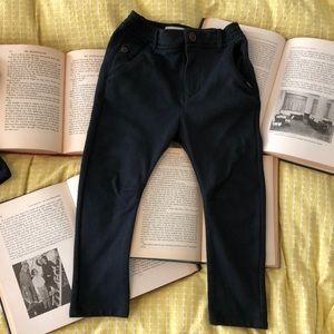 Zara Boy's Grey Stretch Pants sizes 4 & 5